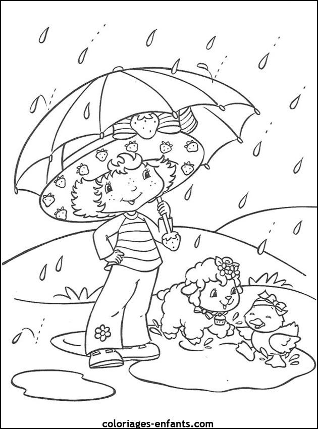 19 dessins de coloriage 4 saisons imprimer - Coloriage saisons a imprimer ...