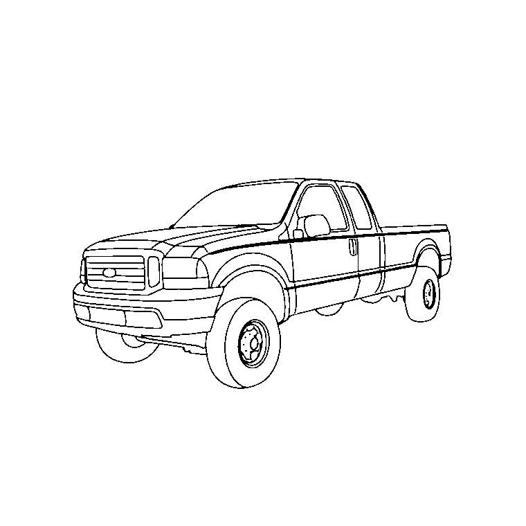 dessin 4x4 de police