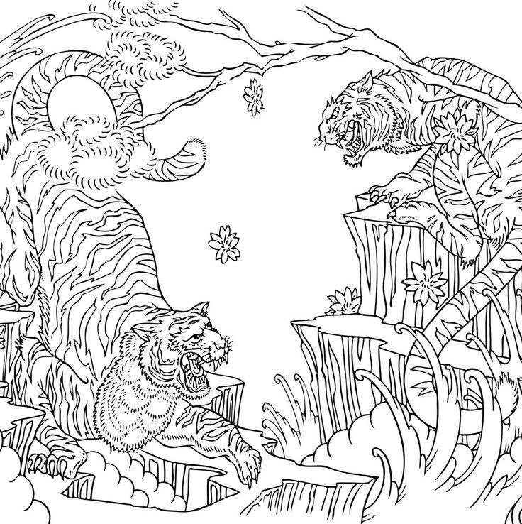 20 dessins de coloriage adulte anti stress imprimer - Coloriage adulte anti stress ...