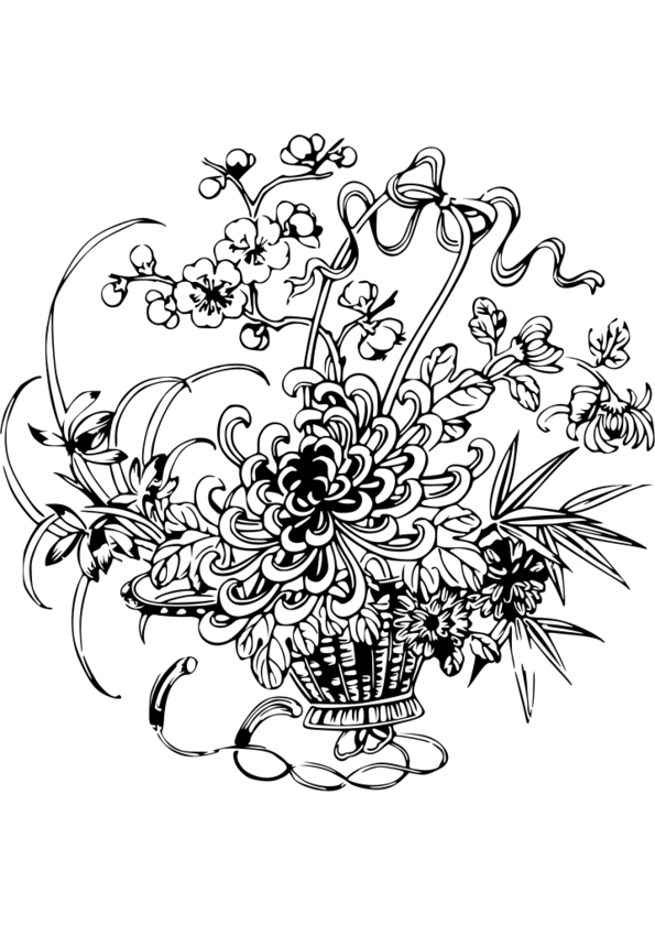 coloriage adulte tatouage