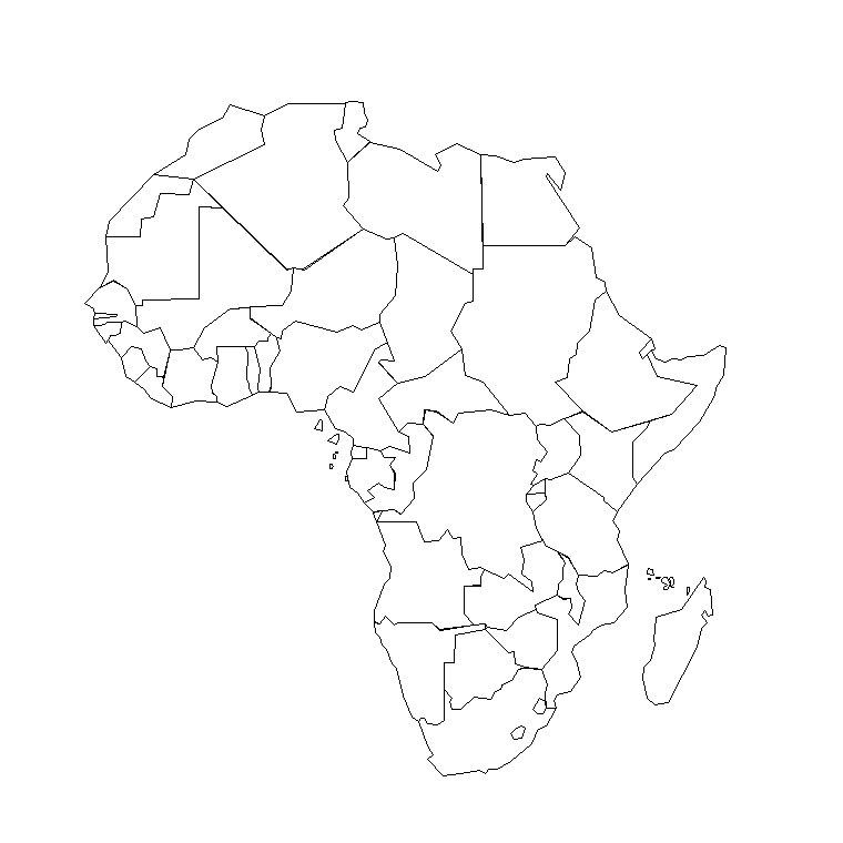 Coloriage afrique maternelle imprimer - Coloriage afrique a imprimer ...