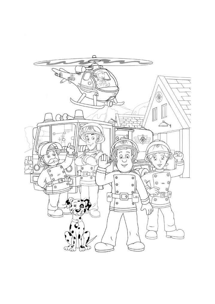 99 dessins de coloriage ambulance pompier imprimer - Coloriage ambulance ...