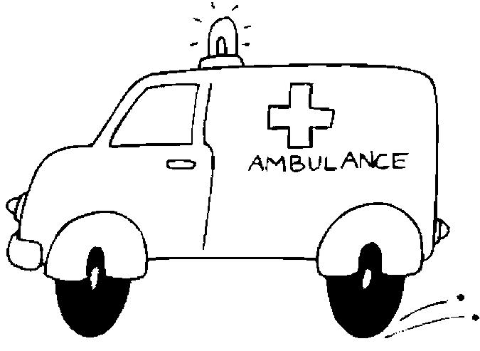 Kleurplaat Nijntje Ziek 113 Dessins De Coloriage Ambulance 224 Imprimer
