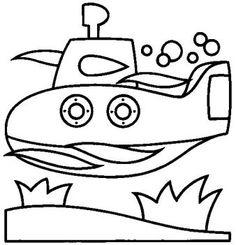 coloriage à dessiner de camion d'ambulance