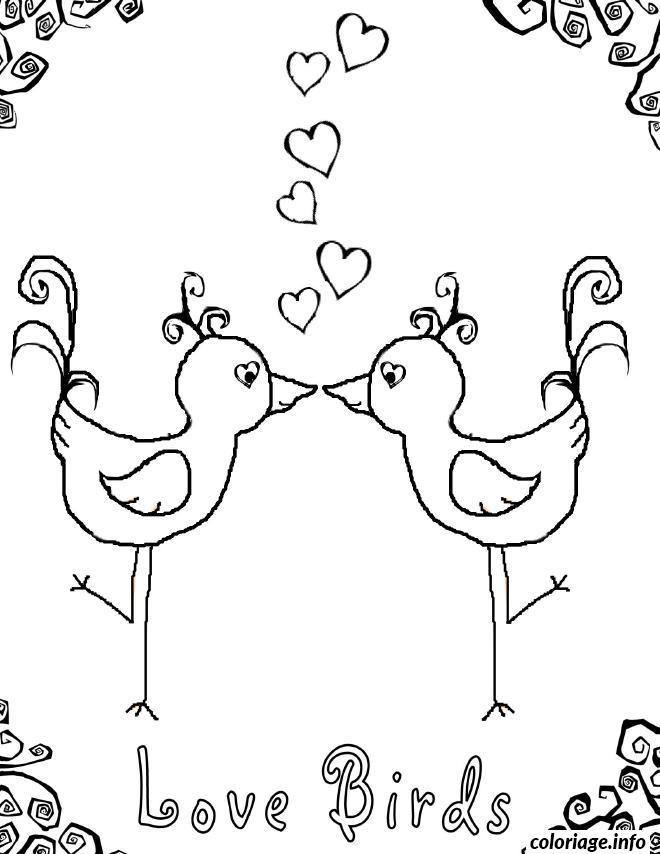 Dessin titi amoureux - Dessin de coeur amoureux ...