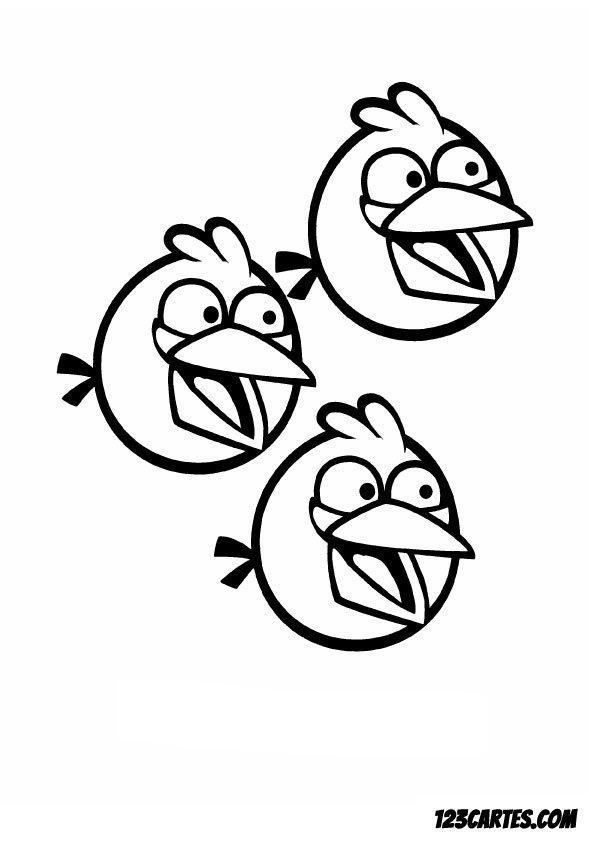 coloriage angry birds en ligne