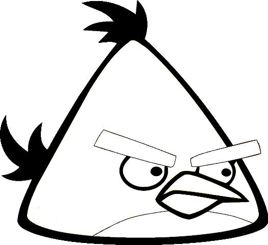 Dessin colorier angry birds en ligne gratuit - Angry birds gratuit en ligne ...