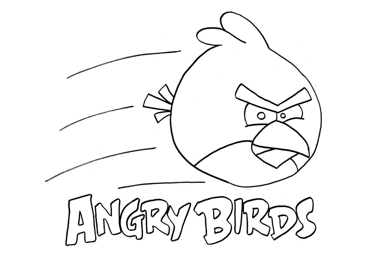 Dessin angry birds imprimer gratuit - Angry birds gratuit en ligne ...