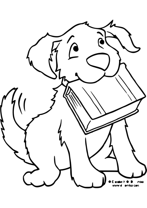 coloring pages from childrens books - photo#16