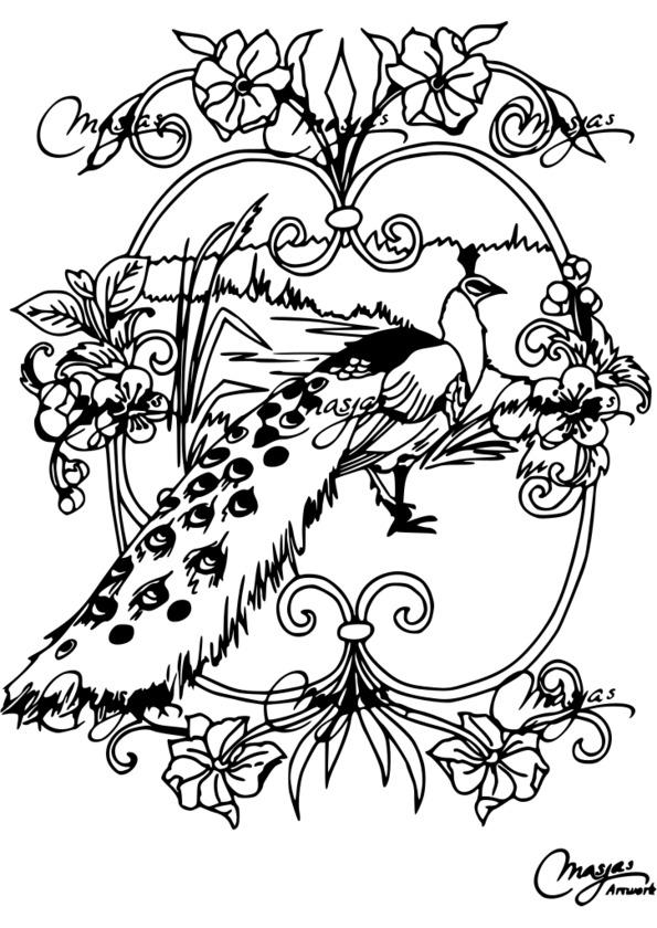 dessin à imprimer animaux