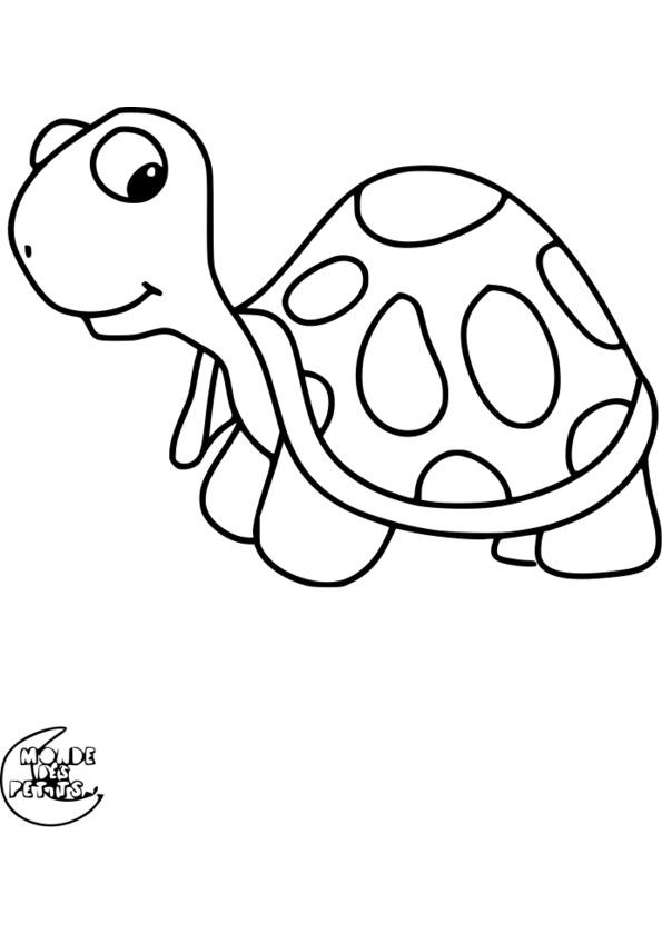 163 dessins de coloriage Animaux à imprimer