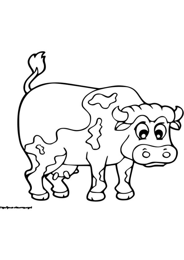 Souvent 145 dessins de coloriage Animaux à imprimer WQ01