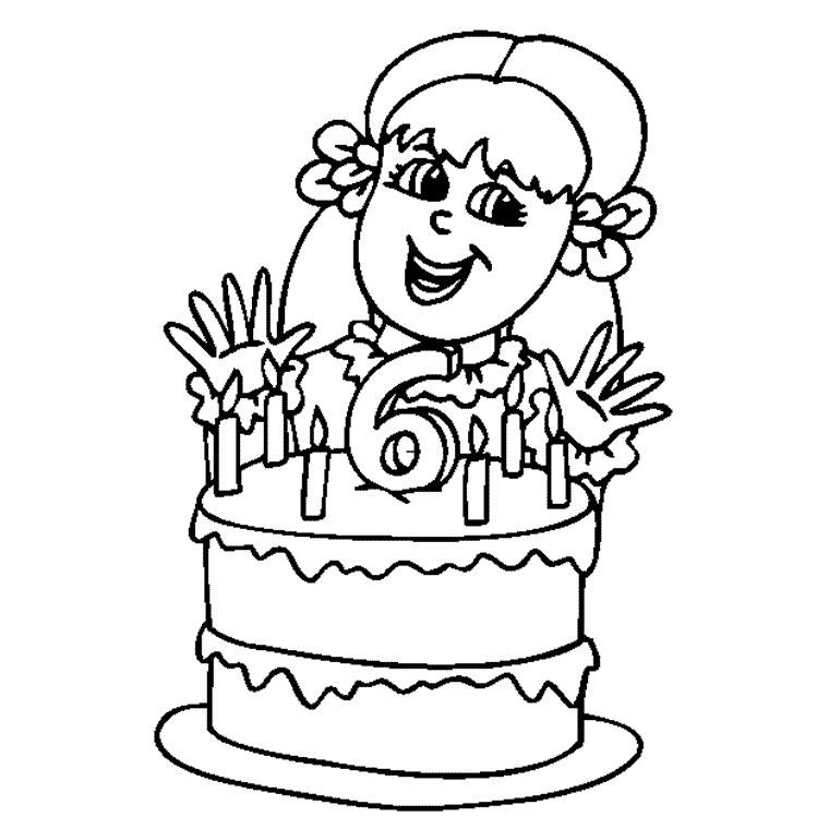 92 dessins de coloriage anniversaire 10 ans imprimer - Coloriage fille 10 ans ...