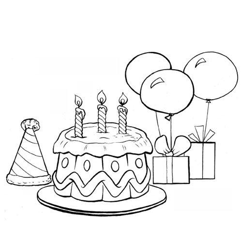 97 dessins de coloriage anniversaire 6 ans imprimer. Black Bedroom Furniture Sets. Home Design Ideas