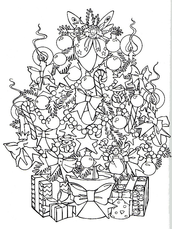 Coloriage Anniversaire Noel.Imprimer Image De Noel Le Dessin Contemp
