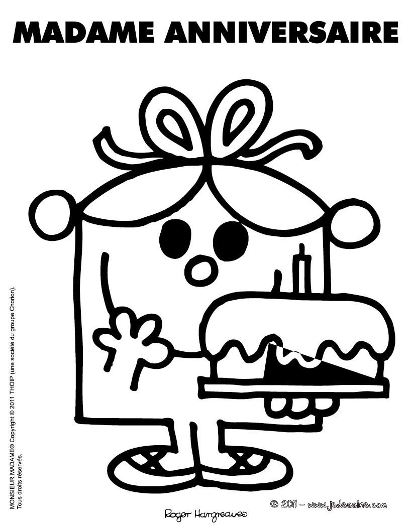 coloriage a imprimer anniversaire 7 ans