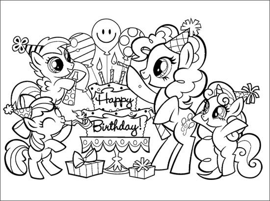 Coloriage anniversaire maman 39 ans - Dessin pour anniversaire ...