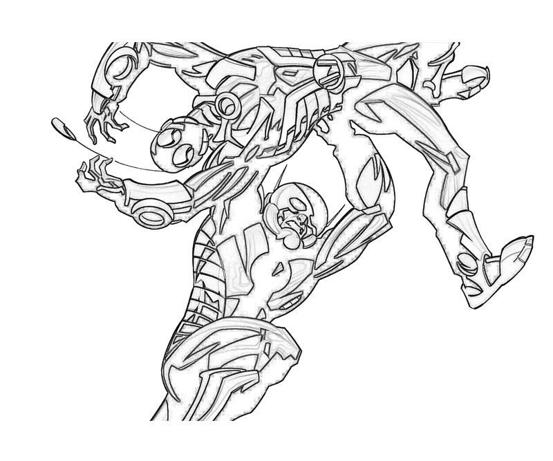 dessin ant man