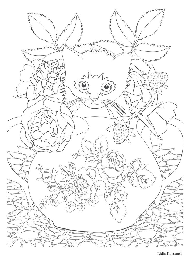20 dessins de coloriage anti stress amazon imprimer - Coloriage anti stress a imprimer ...
