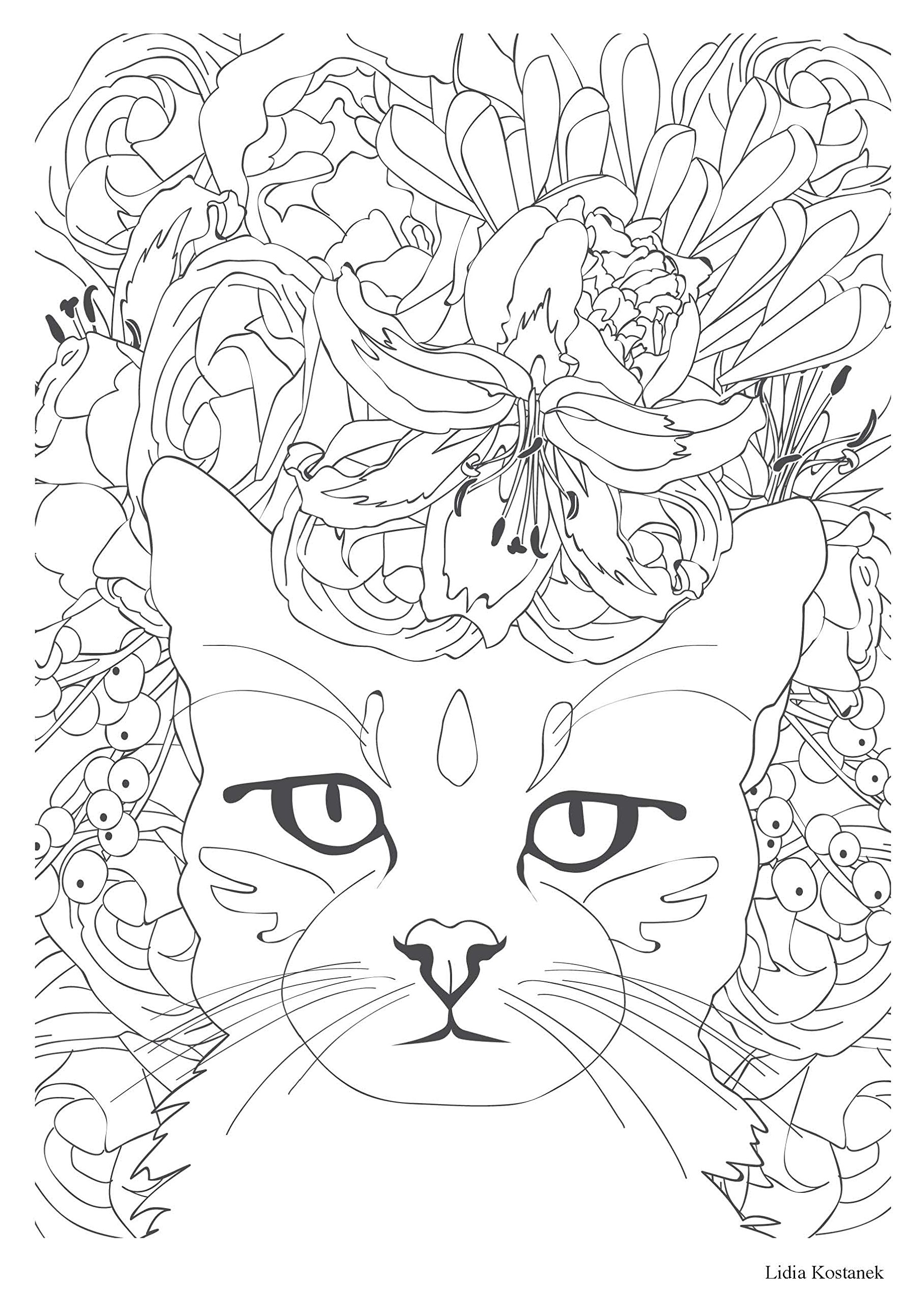 19 dessins de coloriage anti stress fnac imprimer - Coloriage therapie ...