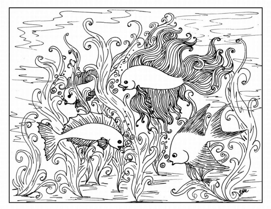 coloriage à dessiner anti stress mille et une nuit