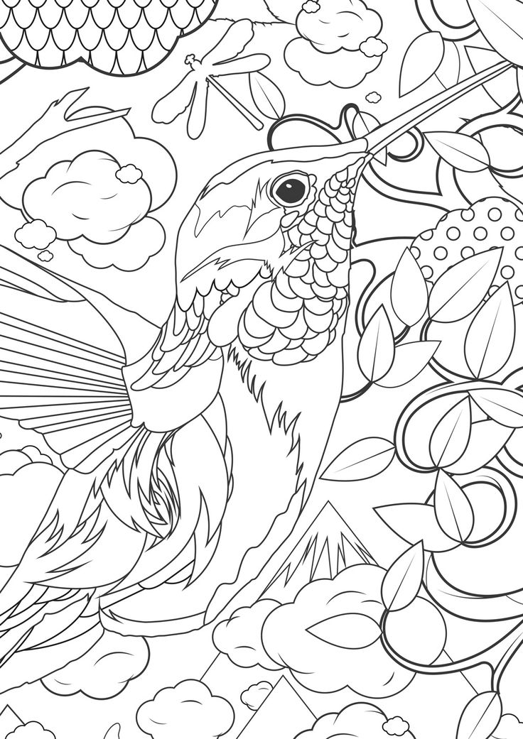Exemple de coloriage anti stress - Anti coloriage ...