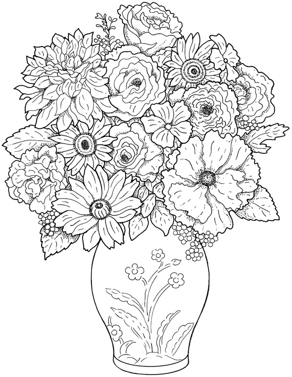 Coloriage anti stress en ligne - Dessins anti stress ...