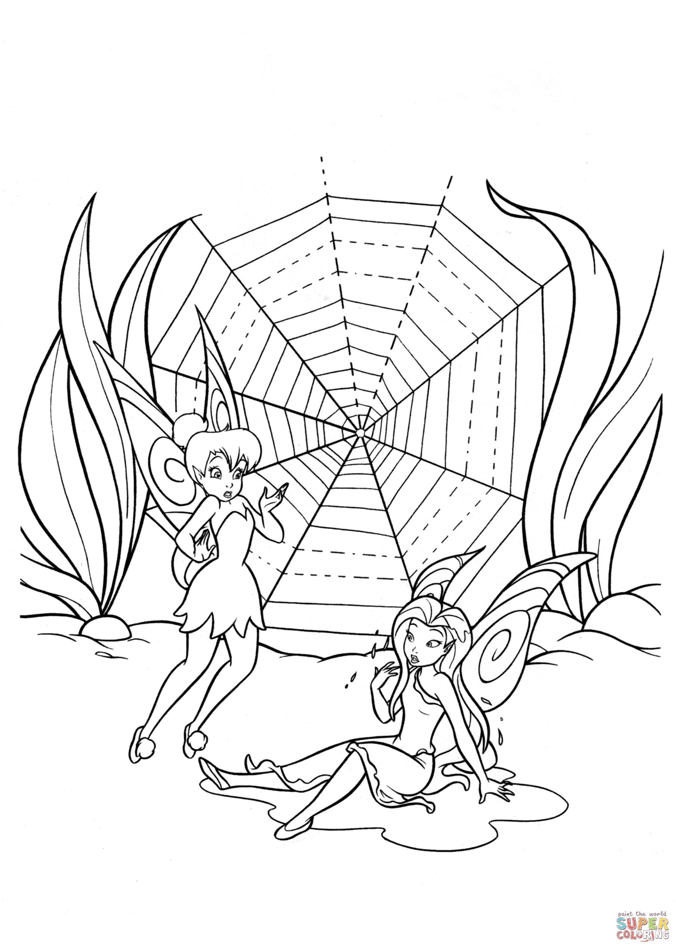 87 dessins de coloriage araign e toile imprimer - Araignee dessin ...