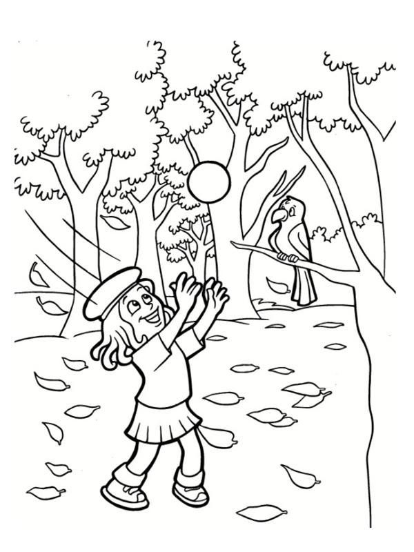 96 dessins de coloriage arbre automne imprimer imprimer - Arbre automne dessin ...