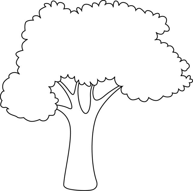 Coloriage arbre printemps imprimer - Dessin de printemps a imprimer ...