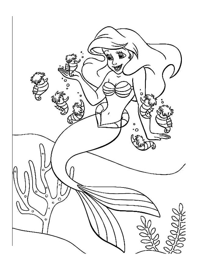56 dessins de coloriage Ariol à imprimer