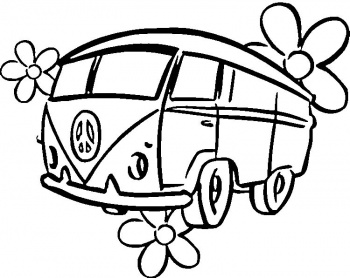 coloriage bus angleterre