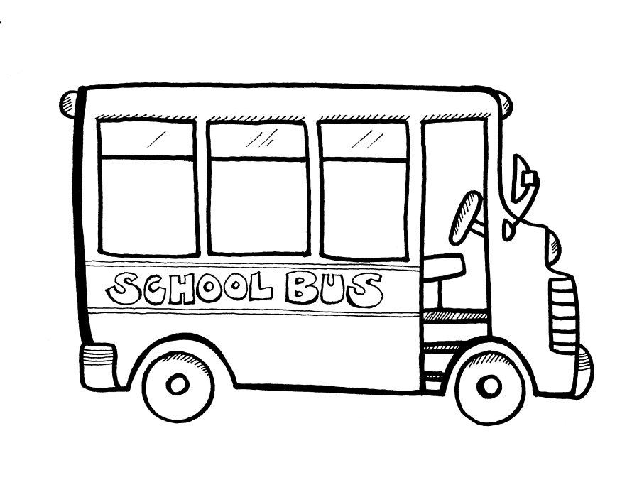 coloriage bus ratp
