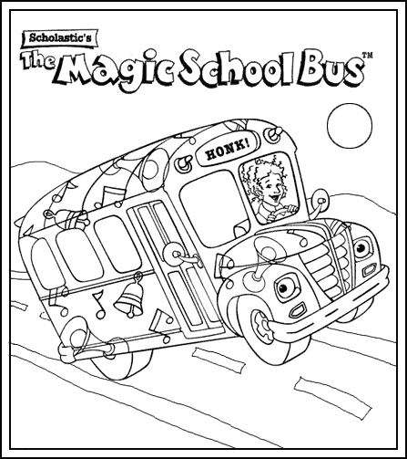 dessin bus de londre