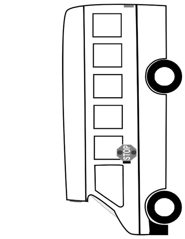 dessin autobus imprimer