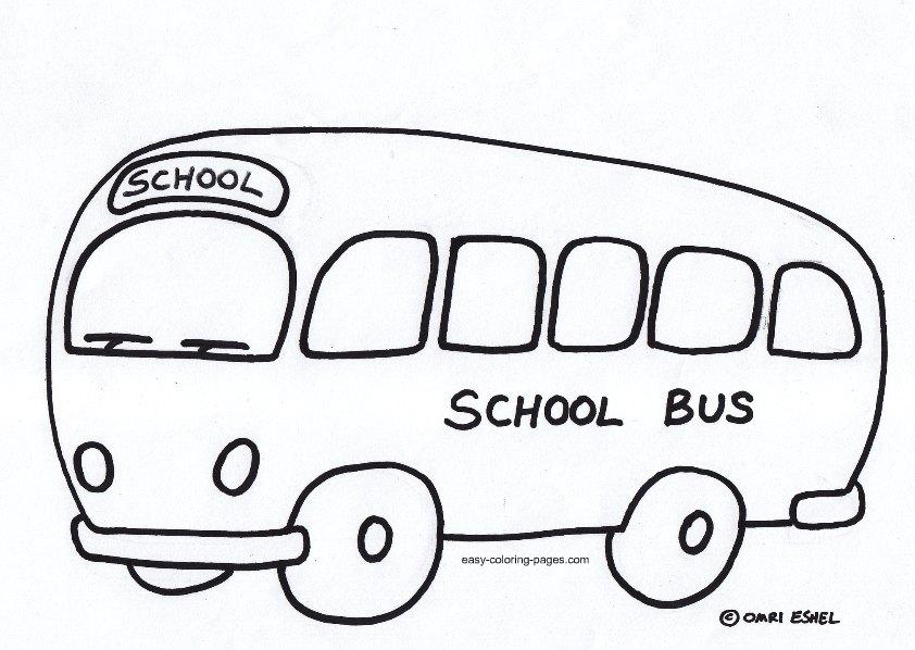 dessin gratuit autobus