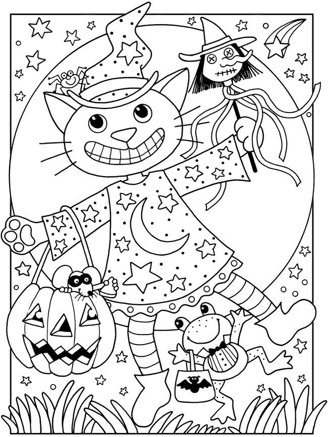 Coloriage automne cp imprimer - Coloriage magique automne ...