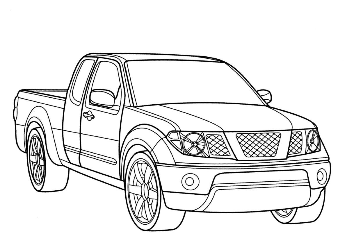 98 dessins de coloriage automobile de course imprimer - Dessin voiture profil ...