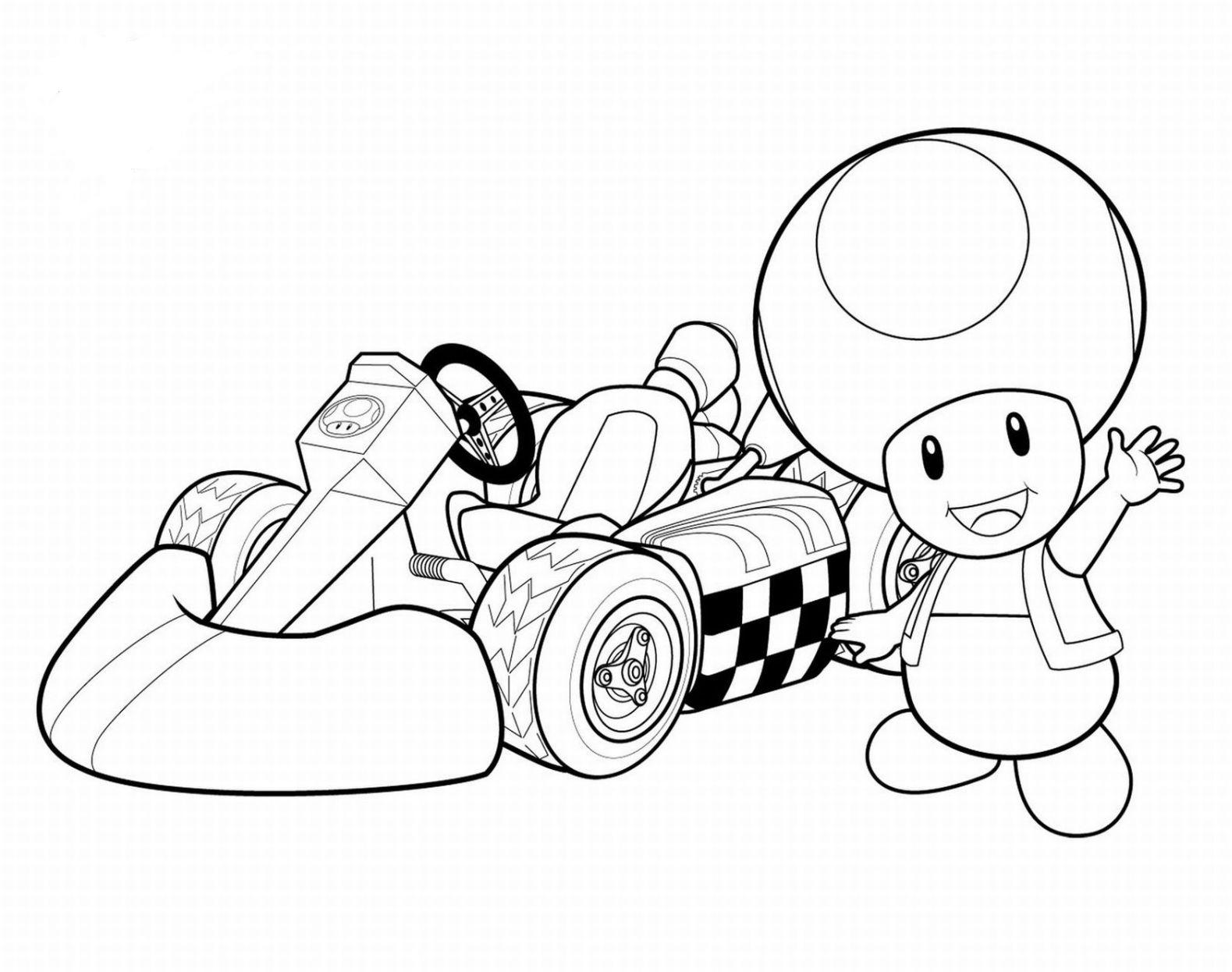 98 dessins de coloriage automobile de course à imprimer