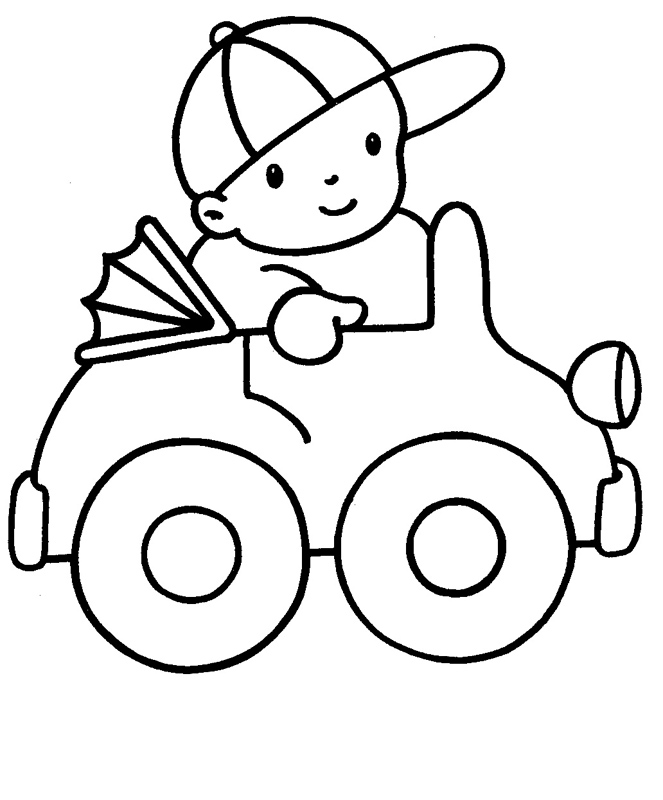 Favori Coloriage Enfants 2 Ans. Simple Voir Le Dessin With Coloriage  GG72