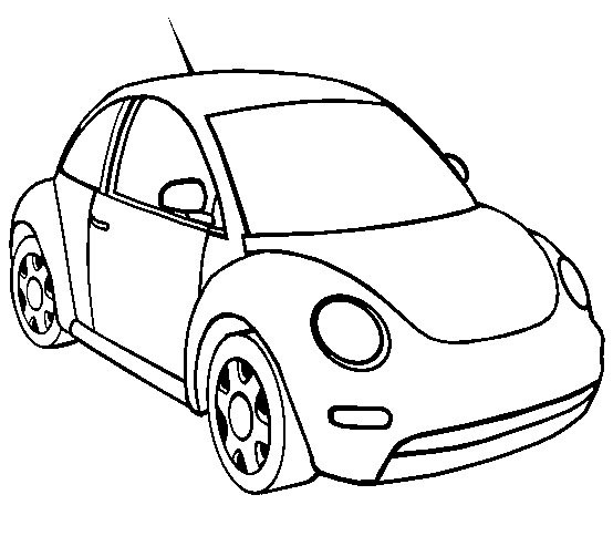 96 dessins de coloriage automobile