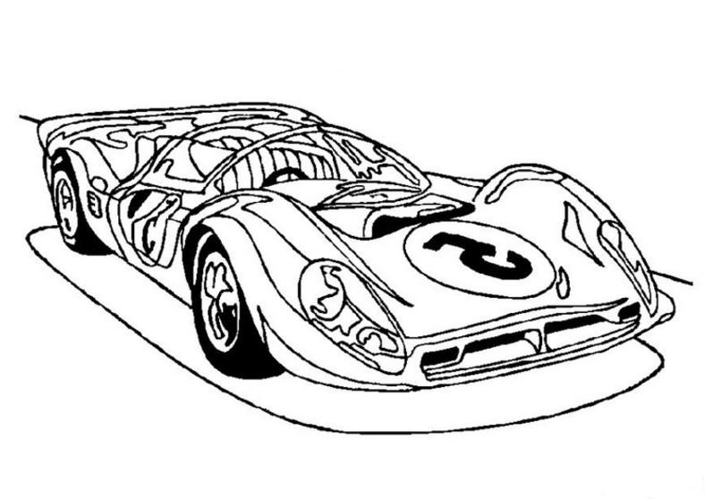 dessin d'autos