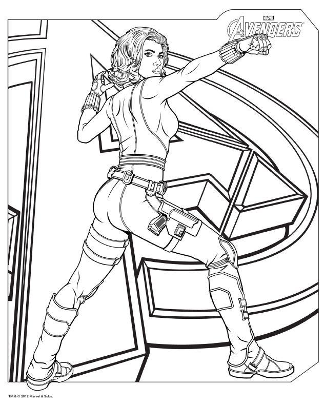 19 dessins de coloriage avengers hulk imprimer - Dessin a imprimer avengers ...