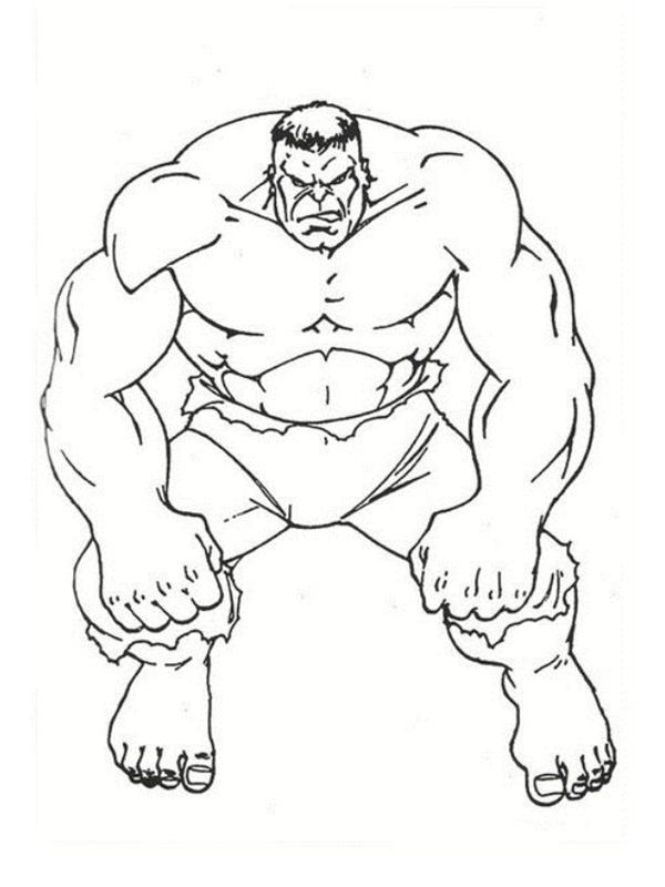 19 dessins de coloriage avengers le film imprimer - Dessin anime avengers ...