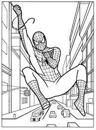 coloriage à dessiner avengers 2