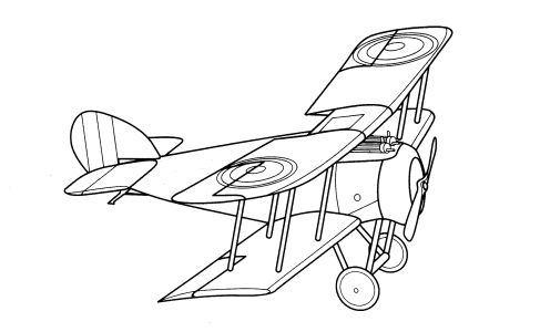 dessin avion cars 2