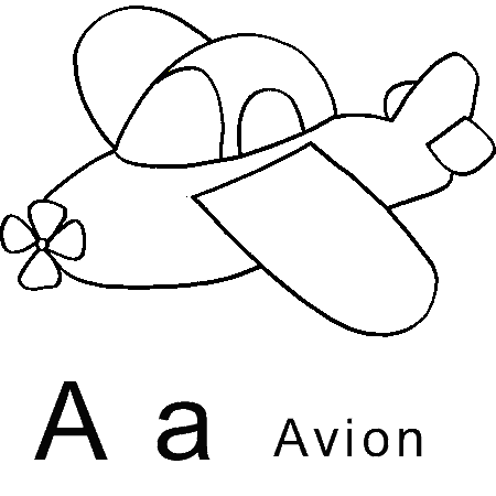 Dessin accident avion - Coloriage d avion ...