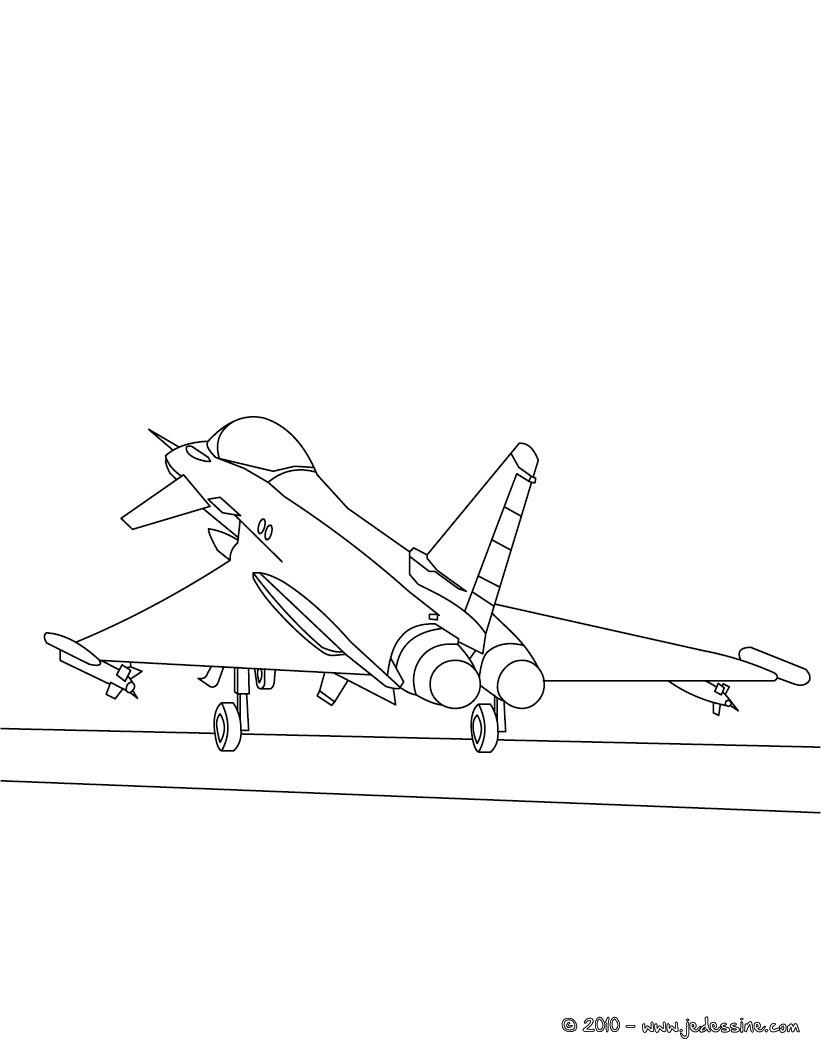 9 dessins de coloriage avions de guerre imprimer - Plane coloriage ...