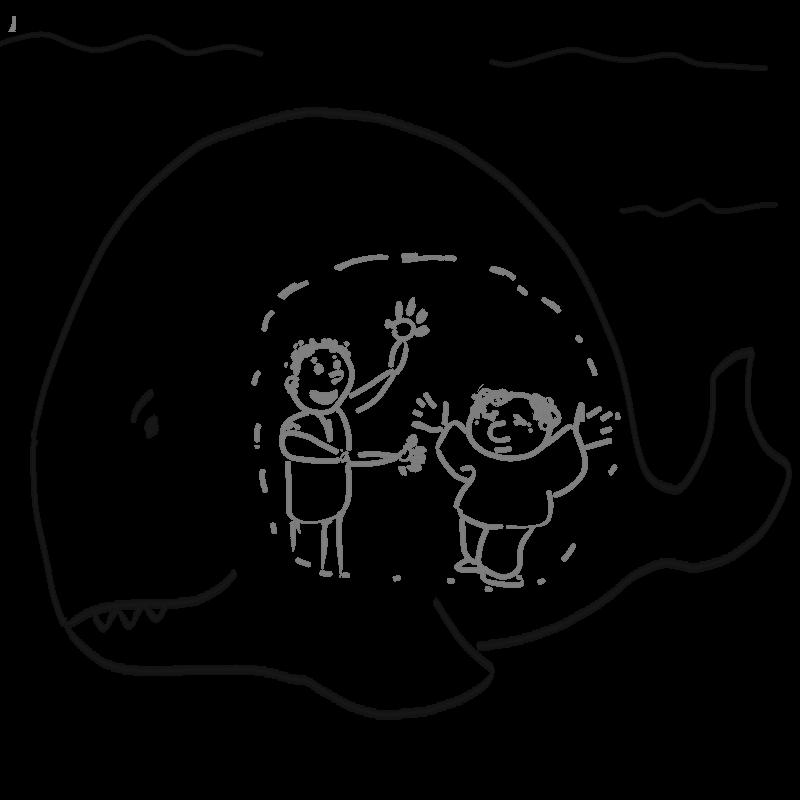 20 dessins de coloriage baleine pinocchio imprimer - Baleine pinocchio ...
