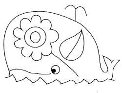 dessin pokemon baleine